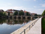 Pisek Old bridge