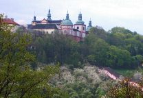 Pribram Holy mountain